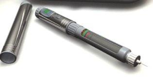 insulin pen tips